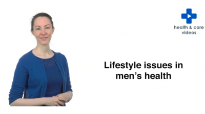 Lifestyle Issues in Mens Health Thumbnail