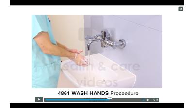 Wash Hands - Procedure Thumbnail