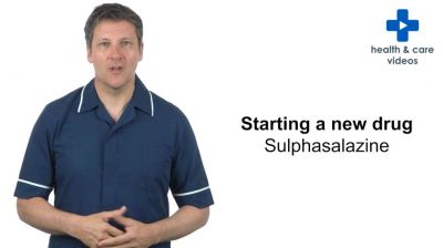 Starting a New Drug - Sulphasalizine Thumbnail