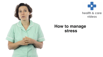 How to manage stress Thumbnail