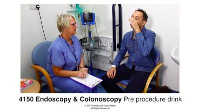 Endoscopy & Colonoscopy - Pre procedure drink Thumbnail