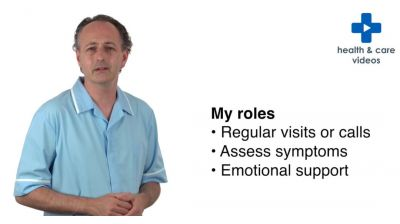 What is a specialist palliative care nurse? Thumbnail