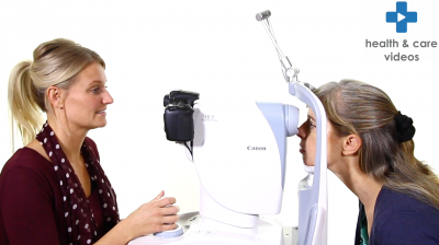 Getting your eyes checked when you have Diabetes Thumbnail