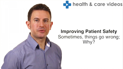 Improving Patient Safety Sometimes, things go wrong, why? Thumbnail