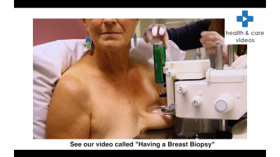 Attending a One Stop Breast Assessment Clinic Thumbnail