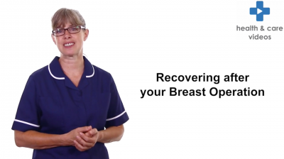Recovering after your Breast Operation Thumbnail