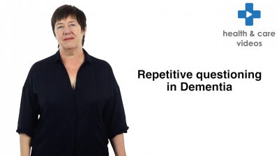 Repetitive questioning in Dementia Thumbnail
