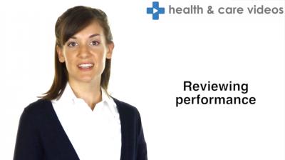 Reviewing performance Thumbnail