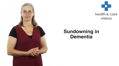 Sundowning in Dementia Thumbnail