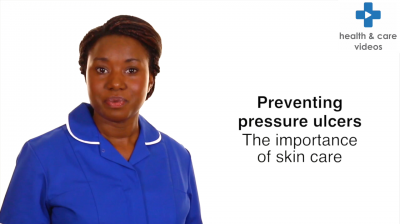 Preventing pressure ulcers -The importance of skin care Thumbnail