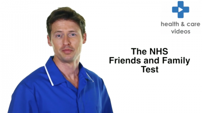 The NHS Family and Friends Test Thumbnail