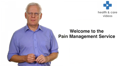 Welcome to the Pain Management Service Thumbnail